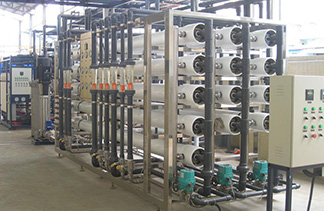 膜分离设备采用的化学加工方法