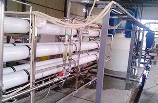 膜分离技术在水处理中的研究及应用进展