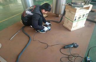 合肥信达膜公司员工焊接技能赛火热开展
