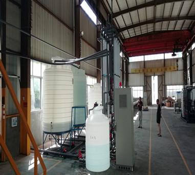 信达膜设备在超高纯纳米级氧化锆生产工艺中应用