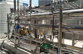 信达膜人造革DMF废水膜设备 科学化工废水处理