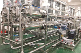 肝素钠除杂脱盐浓缩设备 肝素钠生产全套系统