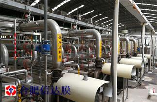 膜设备供应商 信达膜 专利多 技术研发实力强