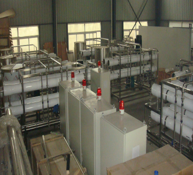 刺梨汁全膜法处理工艺