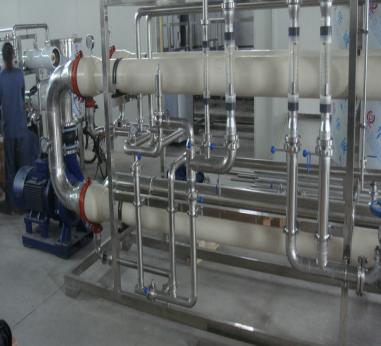甜菊糖全膜法生产工艺