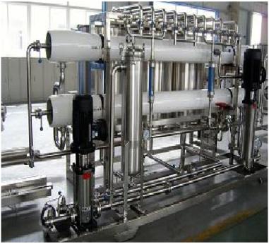 酶制剂全膜法处理工艺