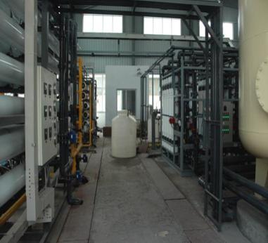 电镀废水膜处理技术