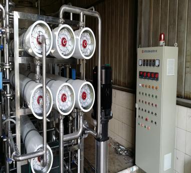 单宁酸生产废水膜工艺