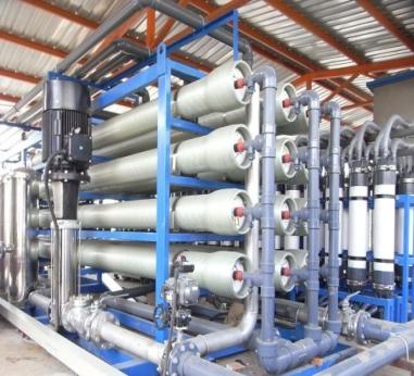 印染废水膜处理技术