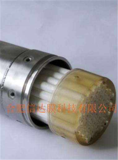 卫生级管式膜元件及膜组件