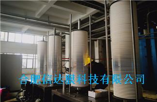旋转陶瓷膜元件及膜设备